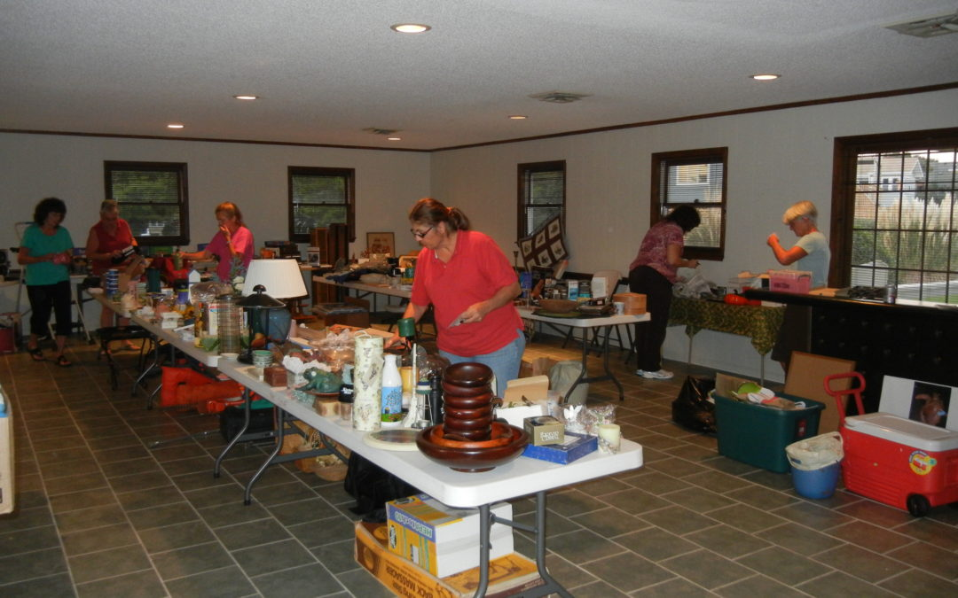 2014 White Elephant Sale to Benefit N.E.S.T.