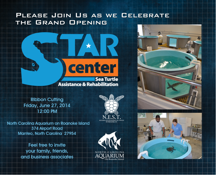 Grand Opening of the STAR Center set for June 27!