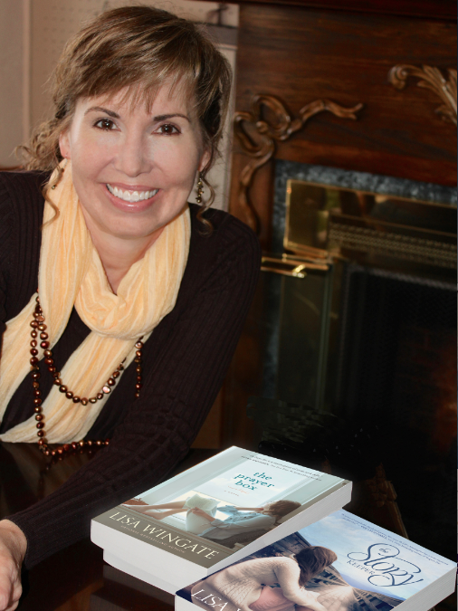 Author Lisa Wingate brings both Talent and a Fundraiser for N.E.S.T.