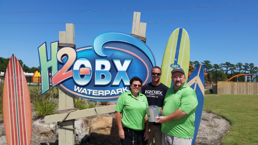 H2OBX waterpark aids in sea turtle survival