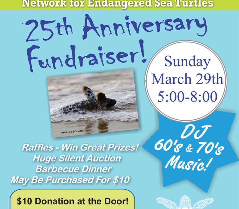 N.E.S.T.'s Fun Fabulous 25th Anniversary Fundraiser March 29th